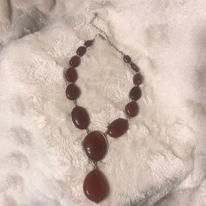 Baltic Amber Necklace by Nat